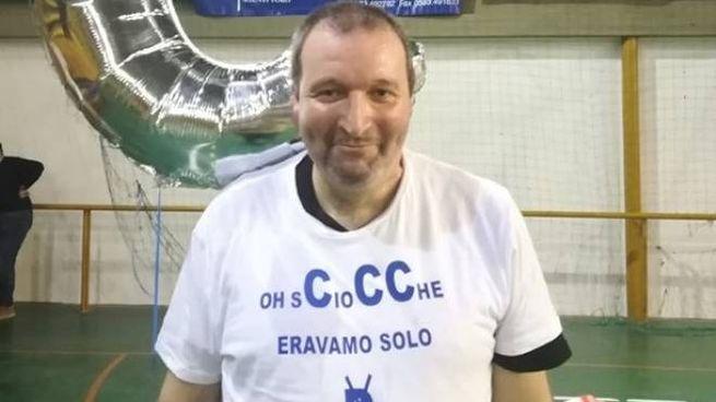 A maggio Alberto Tognocchi aveva festeggiato la promozione