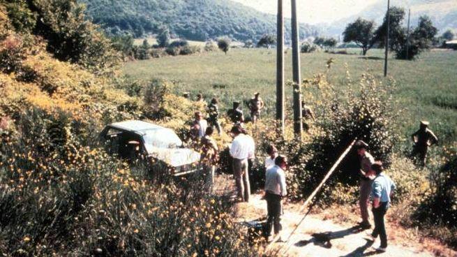 29 luglio 1984: a Vicchio vengono uccisi dal mostro Pia Rontini e Claudio Stefanacci