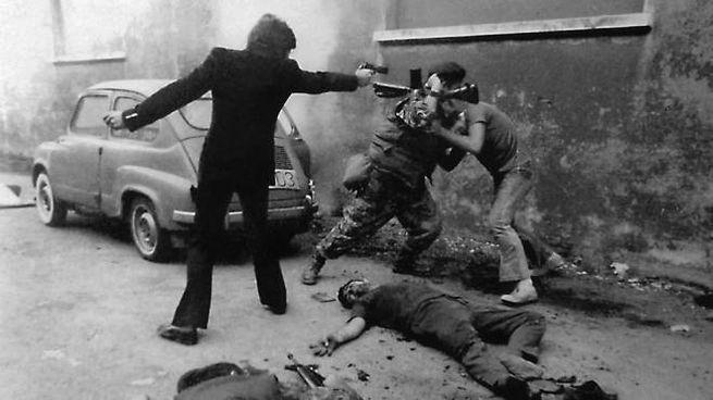 Finta battaglia di Belfast a Pieve di Cento (Vidoni/Walker)