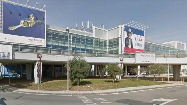 L'aeroporto di Cagliari (da Google Maps)