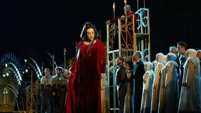 Sale l'attesa per il Macerata Opera Festival 2019