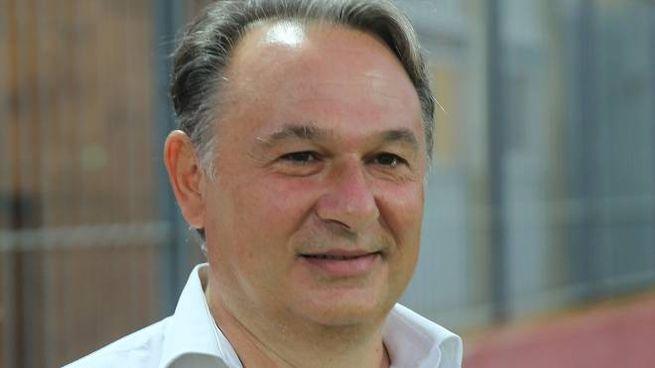 Il presidente dell'Alma Fano Claudio Gabellini