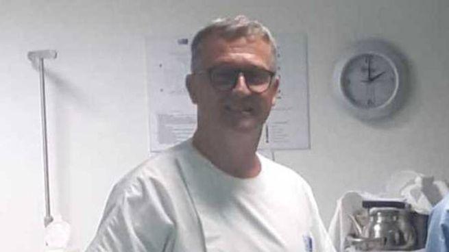 Marco Landi, caposala degli infermieri del pronto soccorso di Castelnuovo