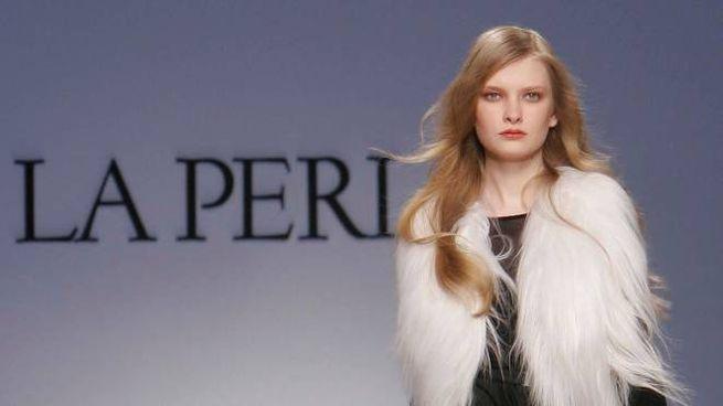 Una sfilata de La Perla, storica azienda della moda bolognese