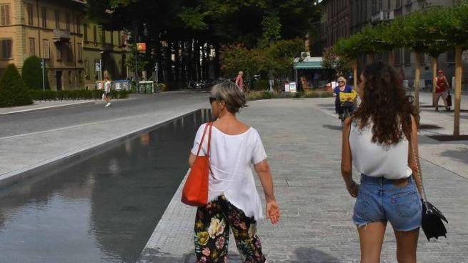 Piazza di Reggio Emilia (Artioli)
