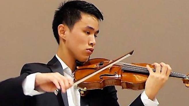 Il giovane violinista Kevin Zhu