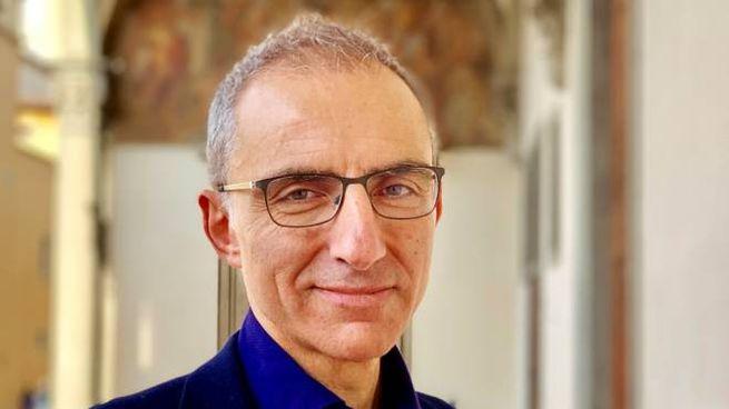 Valerio Aiolli (foto di Stefano Amantini, dal sito web di Voland)