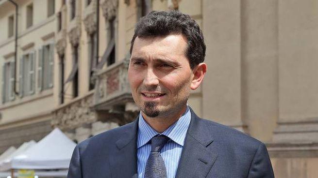 Il sindaco Andrea Sala, non parla della vicenda