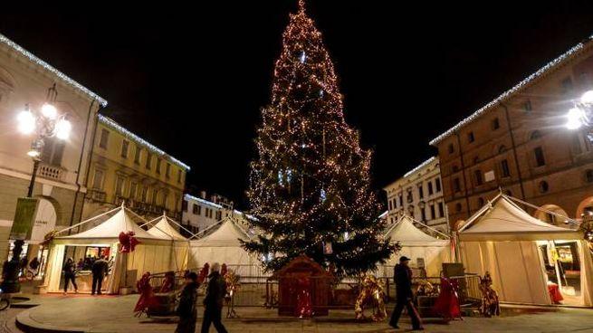 Rovigo, Natale in piazza (foto di repertorio)