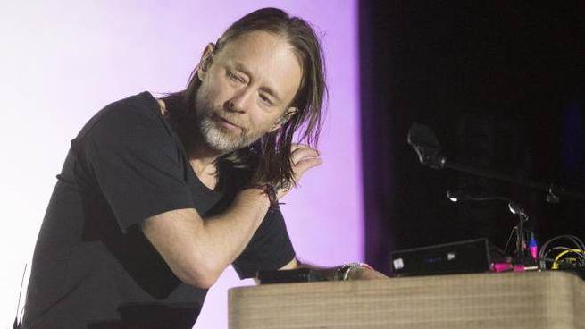 Il poliedrico Thom Yorke
