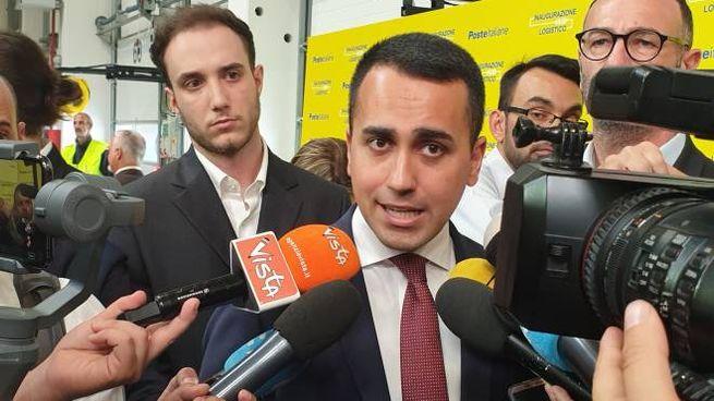 Il vicepremier Luigi Di Maio (Dire)