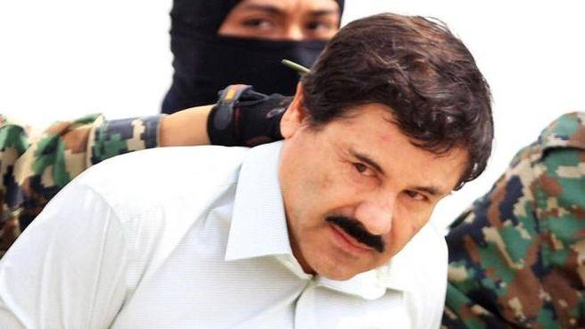 Ergastolo per Joaquin 'El Chapo' Guzman (Ansa)