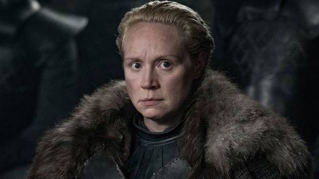 Gwendoline Christie in 'Game of Thrones' - Foto: HBO