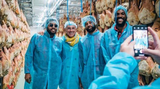 Prosciutto di Carpegna è il nuovo sponsor della Vuelle
