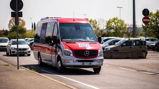Gli autobus della MIV