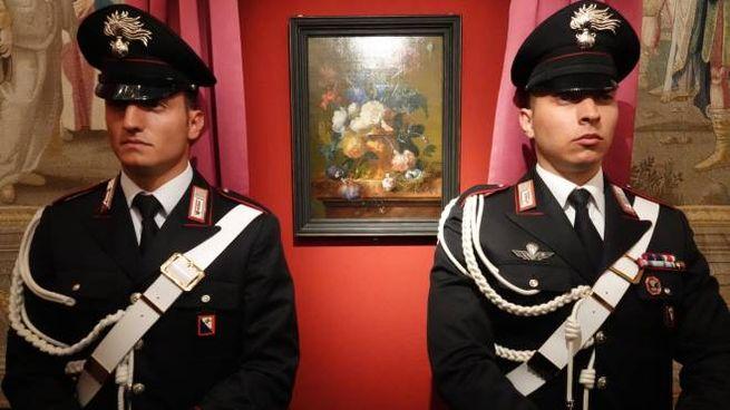 Carabinieri al museo