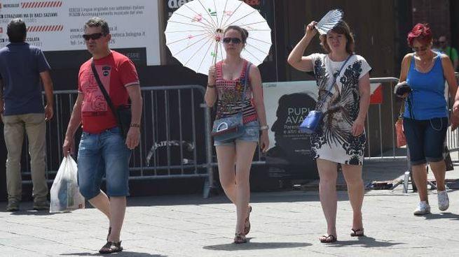 Turisti in città