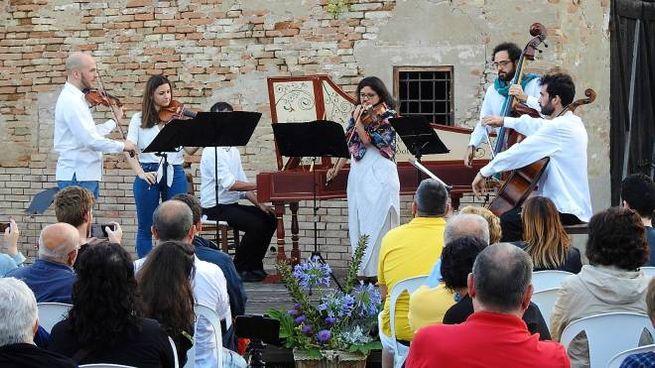 Organizzazione da parte di Consulta Voltana e Lugo Music Festival (Scardovi)
