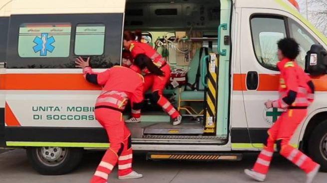 Incidente a Rimini, morto un ciclista (foto d'archivio)
