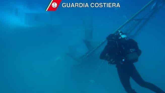 Il sopralluogo subacqueo