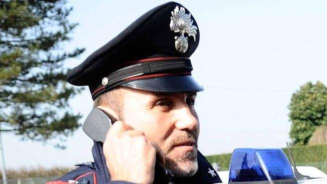 E' stato necessario l'intervento dei carabinieri