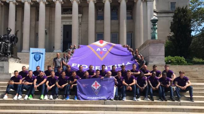 La Fiorentina alla Columbia University