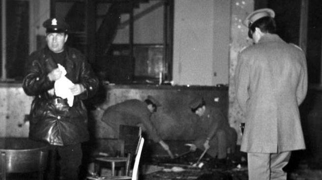 Bomba nel Tribunale di Milano