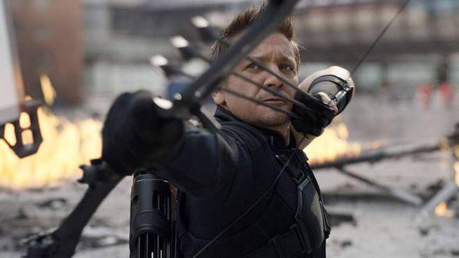 Jeremy Renner in 'Captain America: Civil War' - Foto: Marvel Studios
