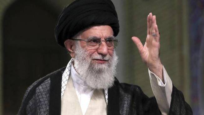 Ayatollah Ali Khamenei (Ansa)