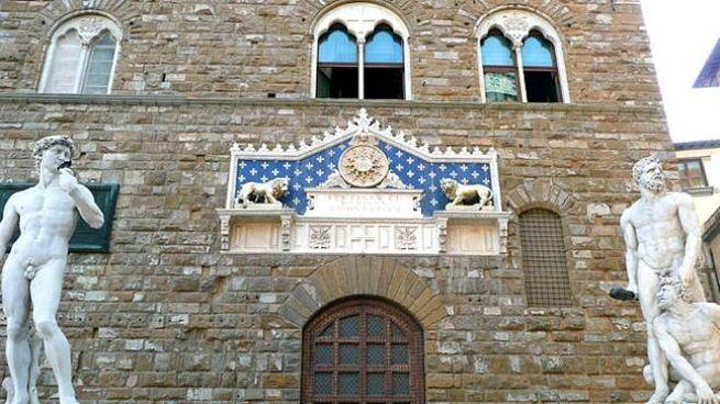 Firenze, Palazzo Vecchio (immagine di archivio)