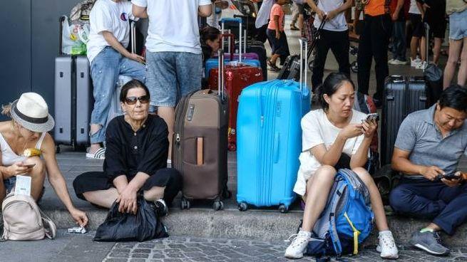 Nel giorno di sciopero dei trasporti Trenitalia garantisce che le Frecce circoleranno