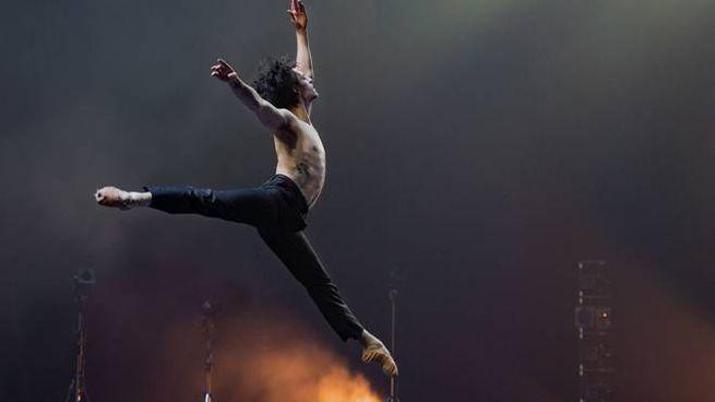 L'ucraino entrò all'Accademia del Royal Ballet a 13 anni
