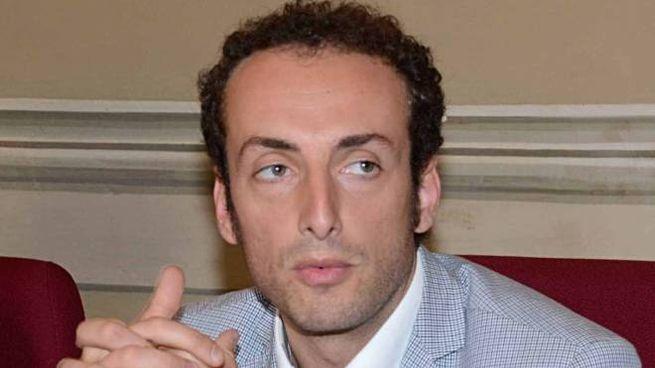 Il sindaco Alessandro Del Dotto (foto Umicini)