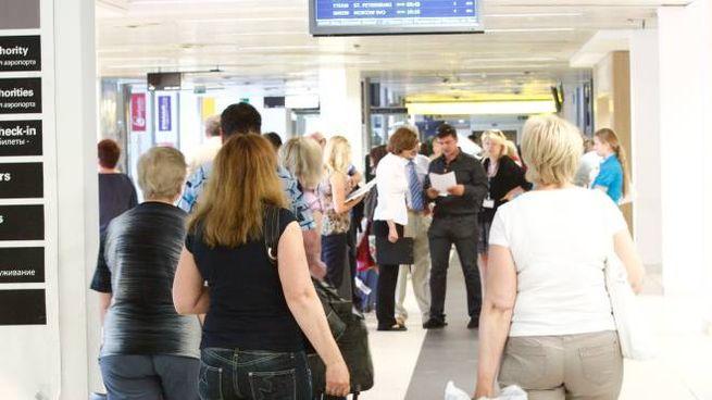 L'aeroporto Fellini di Rimini