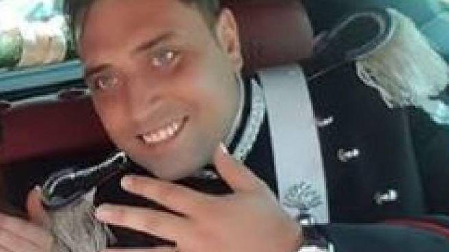 Mario Rega Cerciello, il carabiniere ucciso (Facebook)