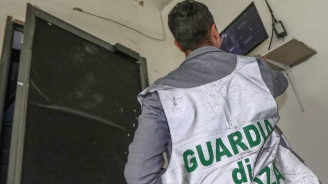 Guardia di Finanza in una foto di repertorio