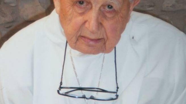 Monsignor Gino Castellini