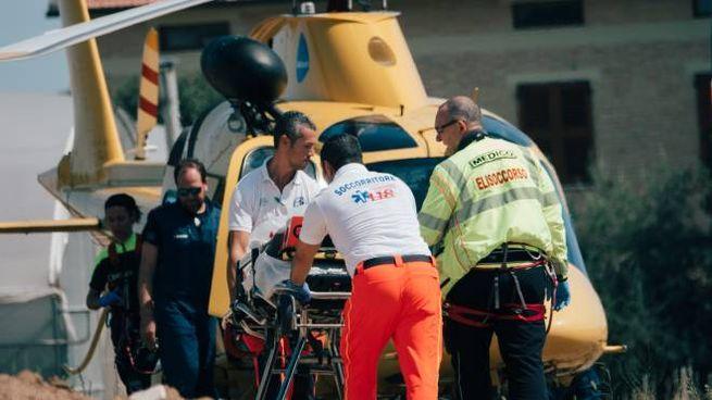 Bimba morta a Porto Sant'Elpidio, era stata portata al Salesi in elicottero (Zeppilli)