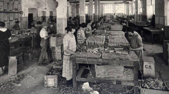 La storica azienda Pigna
