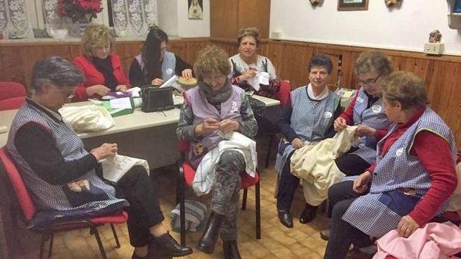 Le volontarie di Auser Toscana