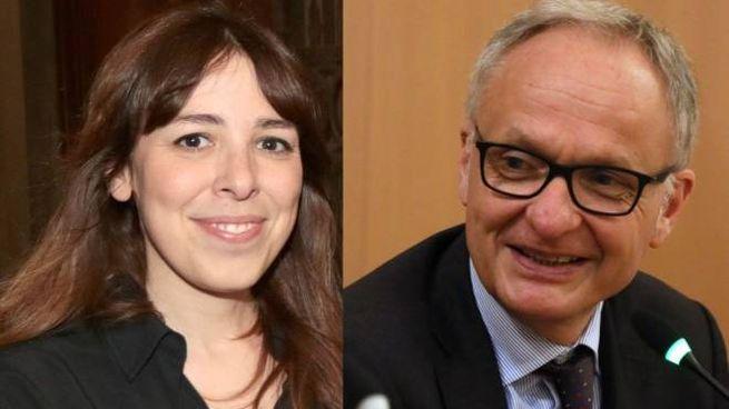Agnese Pini e Michele Brambilla