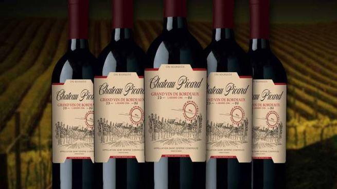 Il vino di Jean-Luc Picard - Foto: intl.startrek.com