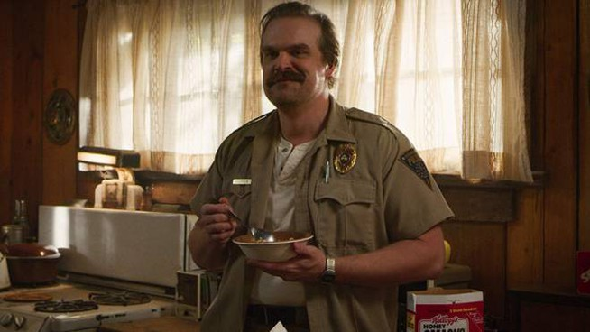 La casa di Hopper e Undici nella serie tv Netflix - Foto: Netflix