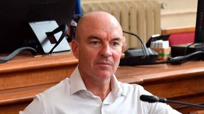 Il sindaco Salvetti