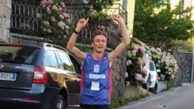 Silvestri, vincitore dei veterani