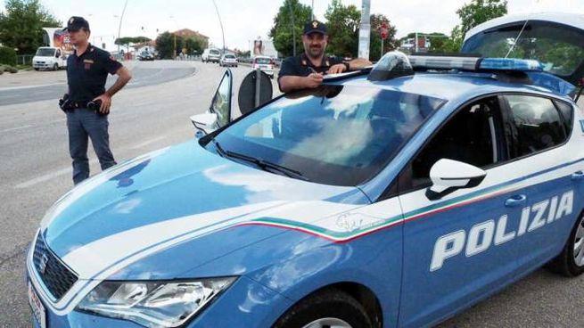 Sul posto è intervenuta la polizia (Foto di repertorio