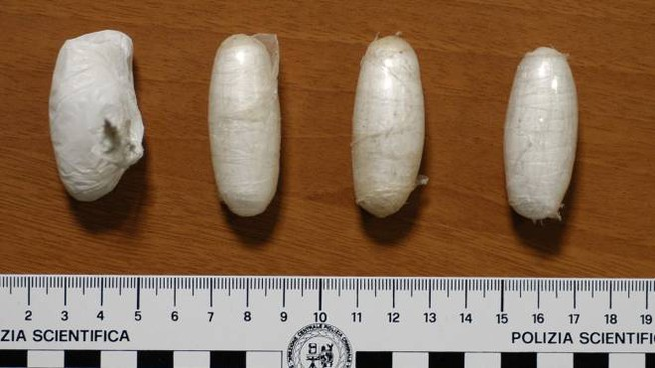 Ovuli di cocaina