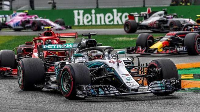Il Gran premio di Monza