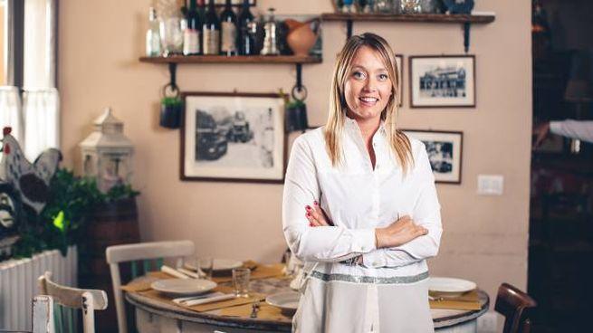 Martina Carloni, Osteria la Peppa