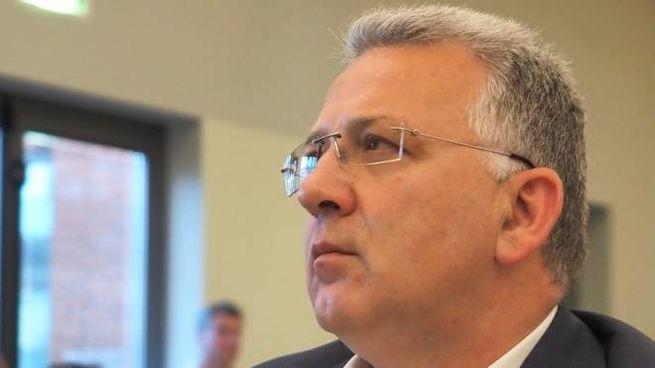 Il sindaco Peracchini, soddisfatto per il progetto per la cinta muraria